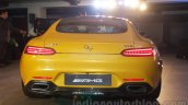 Mercedes AMG GT rear launched in India