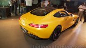 Mercedes AMG GT rear quarter launched in India
