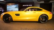 Mercedes AMG GT side launched in India