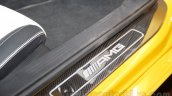 Mercedes AMG GT sill plaque launched in India