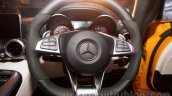 Mercedes AMG GT steering wheel launched in India