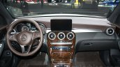 Mercedes GLC dashboard at DIMS 2015