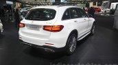 Mercedes GLC exhaust at DIMS 2015