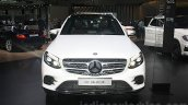 Mercedes GLC front at DIMS 2015
