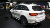 Mercedes GLC tail lamps at DIMS 2015