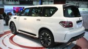 Nissan Patrol Nismo alloy wheels at DIMS 2015
