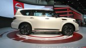 Nissan Patrol Nismo side at DIMS 2015