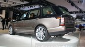 Range Rover SVAutobiography alloy wheels at DIMS 2015