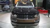 Range Rover SVAutobiography front at DIMS 2015