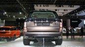 Range Rover SVAutobiography rear at DIMS 2015