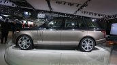 Range Rover SVAutobiography side at DIMS 2015