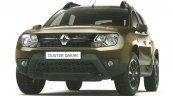 Renault Duster Dakar Edition front quarter to launch in Brazil