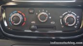 Renault Kwid HVAC controls review
