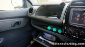 Renault Kwid glovebox and storage review