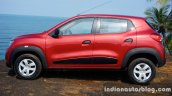 Renault Kwid side review