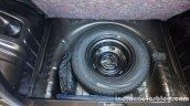 Renault Kwid spare wheel review