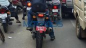 Royal Enfield Himalayan 8-LED tail lamp spied
