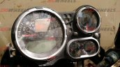 Royal Enfield Himalayan instrument cluster prototype spied