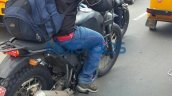 Royal Enfield Himalayan rear quarter right spied