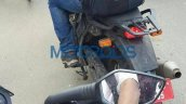 Royal Enfield Himalayan topcase mount spied