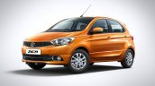 Tata Zica front quarter press shot