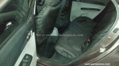 Tata Zica interior rear snapped uncovered