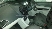 Tata Zica interior snapped uncovered