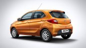 Tata Zica rear quarter press shot