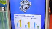 Toyota GD engine 1GD-FTV 2.8-litre output showcased at TMS 2015