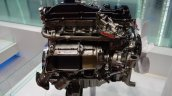 Toyota GD engine 1GD-FTV 2.8-litre side showcased at TMS 2015