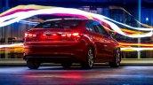 US-spec 2017 Hyundai Elantra rear quarter revealed