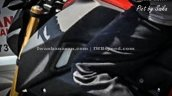 Yamaha M-Slaz fuel tank extension spied in Indonesia