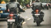 Yamaha M-Slaz rear spied in Indonesia