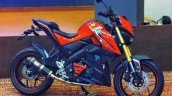 Yamaha M-Slaz red side Thailand