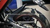 Yamaha M-Slaz swing arm spied in Indonesia