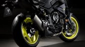 Yamaha MT-10 exhaust unveiled at EICMA 2015