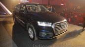 2016 Audi Q7 front three quarter (1) launched in India