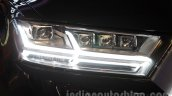 2016 Audi Q7 headlamp launched in India