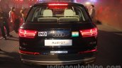 2016 Audi Q7 rear launched in India