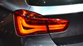 2016 BMW 1 Series tail lights at 2015 Frankfurt Motor Show