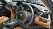 2016 BMW 3 Series driver cabin close at 2015 Thai Motor Expo