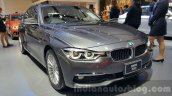 2016 BMW 3 Series front three quarters close at 2015 Thai Motor Expo
