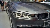 2016 BMW 3 Series headlights at 2015 Thai Motor Expo