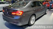 2016 BMW 3 Series rear three quarters close at 2015 Thai Motor Expo