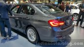 2016 BMW 3 Series rear three quarters left close at 2015 Thai Motor Expo