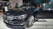 2016 BMW 7 Series front three quarter right at 2015 Thai Motor Expo