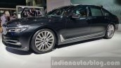 2016 BMW 7 Series front three quarter at 2015 Thai Motor Expo