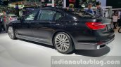 2016 BMW 7 Series rear three quarter at 2015 Thai Motor Expo