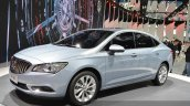 2016 Buick Verano front three quarters left at the 2015 Shanghai Auto Show