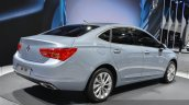 2016 Buick Verano rear three quarters right at the 2015 Shanghai Auto Show